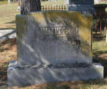 WHITE (VETERAN CSA), HENRY BROWN - Lawrence County, Arkansas | HENRY BROWN WHITE (VETERAN CSA) - Arkansas Gravestone Photos