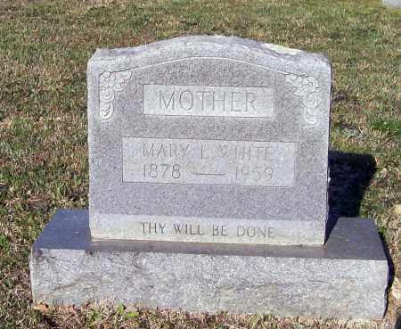 WHITE, MARY LIBBY - Lawrence County, Arkansas | MARY LIBBY WHITE - Arkansas Gravestone Photos