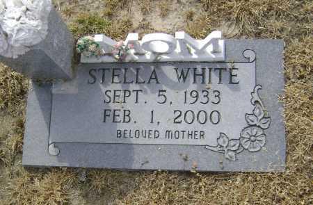 WHITE, STELLA - Lawrence County, Arkansas | STELLA WHITE - Arkansas Gravestone Photos