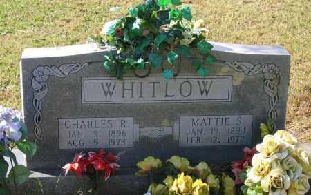 WHITLOW, MATTIE - Lawrence County, Arkansas | MATTIE WHITLOW - Arkansas Gravestone Photos