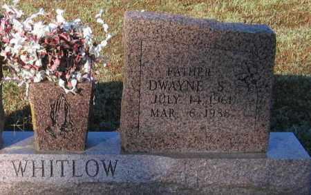 WHITLOW, DWAYNE SCOTT - Lawrence County, Arkansas | DWAYNE SCOTT WHITLOW - Arkansas Gravestone Photos