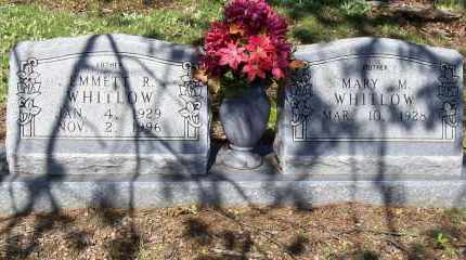 WHITLOW, EMMETT RAYSTON - Lawrence County, Arkansas   EMMETT RAYSTON WHITLOW - Arkansas Gravestone Photos