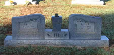 WHITLOW, IVA LEE - Lawrence County, Arkansas | IVA LEE WHITLOW - Arkansas Gravestone Photos