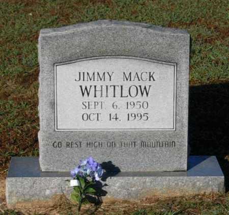 WHITLOW, JIMMY MACK - Lawrence County, Arkansas | JIMMY MACK WHITLOW - Arkansas Gravestone Photos