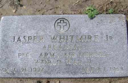 WHITMIRE, JR. (VETERAN WWII), JASPER - Lawrence County, Arkansas | JASPER WHITMIRE, JR. (VETERAN WWII) - Arkansas Gravestone Photos