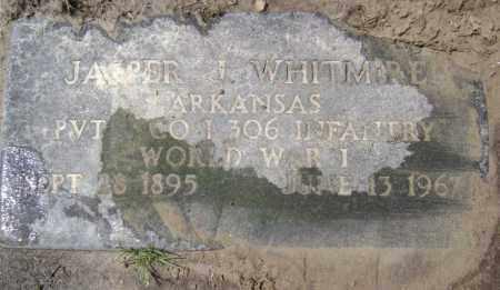 WHITMIRE, SR  (VETERAN WWI), JASPER JAMES - Lawrence County, Arkansas | JASPER JAMES WHITMIRE, SR  (VETERAN WWI) - Arkansas Gravestone Photos