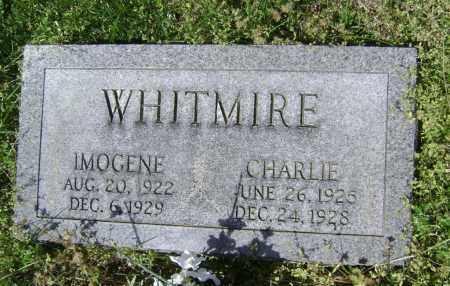 WHITMIRE, CHARLIE - Lawrence County, Arkansas | CHARLIE WHITMIRE - Arkansas Gravestone Photos