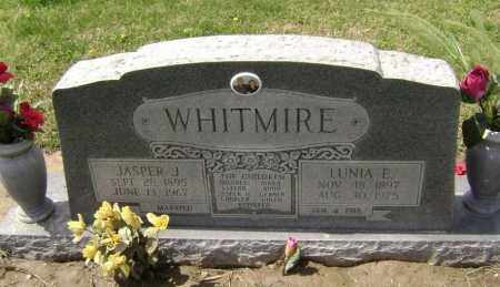 WHITMIRE, LUNIA E. - Lawrence County, Arkansas | LUNIA E. WHITMIRE - Arkansas Gravestone Photos