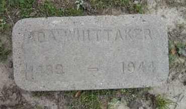 WHITTAKER, ADA - Lawrence County, Arkansas | ADA WHITTAKER - Arkansas Gravestone Photos