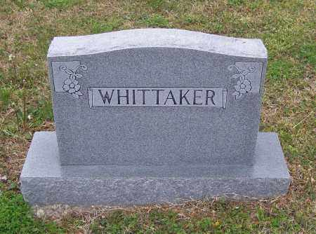 WHITTAKER FAMILY STONE,  - Lawrence County, Arkansas    WHITTAKER FAMILY STONE - Arkansas Gravestone Photos