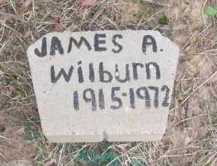 WILBURN, JAMES A. - Lawrence County, Arkansas | JAMES A. WILBURN - Arkansas Gravestone Photos