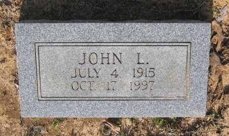 WILFORD, JOHN LOCKHART - Lawrence County, Arkansas | JOHN LOCKHART WILFORD - Arkansas Gravestone Photos