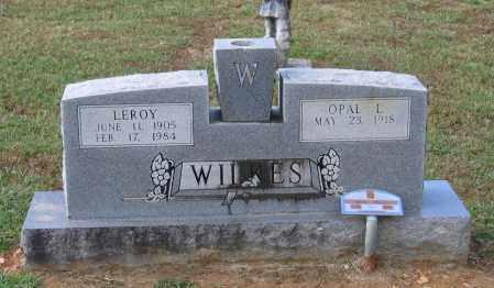 WILKES, SR., LEROY - Lawrence County, Arkansas | LEROY WILKES, SR. - Arkansas Gravestone Photos