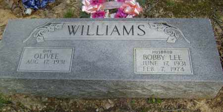 WILLIAMS, FRANCES OLIVEE - Lawrence County, Arkansas | FRANCES OLIVEE WILLIAMS - Arkansas Gravestone Photos