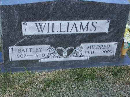 WILLIAMS, LUCY MILDRED - Lawrence County, Arkansas | LUCY MILDRED WILLIAMS - Arkansas Gravestone Photos