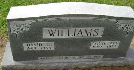 WILLIAMS, AGGIE LEE - Lawrence County, Arkansas | AGGIE LEE WILLIAMS - Arkansas Gravestone Photos