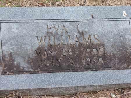 CHAFFEE WILLIAMS, EVA - Lawrence County, Arkansas | EVA CHAFFEE WILLIAMS - Arkansas Gravestone Photos