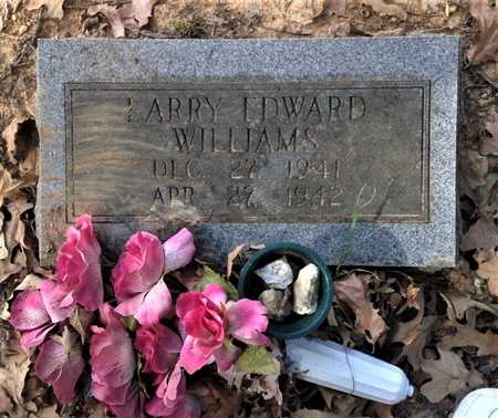 WILLIAMS, LARRY EDWARD - Lawrence County, Arkansas | LARRY EDWARD WILLIAMS - Arkansas Gravestone Photos