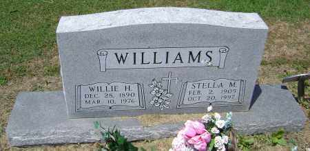 WILLIAMS, STELLA M. - Lawrence County, Arkansas | STELLA M. WILLIAMS - Arkansas Gravestone Photos