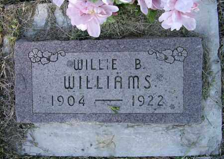 WILLIAMS, WILLIE BERTHA - Lawrence County, Arkansas | WILLIE BERTHA WILLIAMS - Arkansas Gravestone Photos