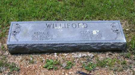 WILLIFORD, RENA ESTELLE - Lawrence County, Arkansas | RENA ESTELLE WILLIFORD - Arkansas Gravestone Photos