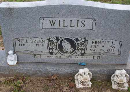 WILLIS, ERNEST L. - Lawrence County, Arkansas | ERNEST L. WILLIS - Arkansas Gravestone Photos