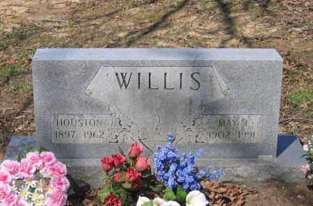 WILLIS, MAY FRANCES - Lawrence County, Arkansas | MAY FRANCES WILLIS - Arkansas Gravestone Photos