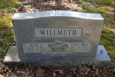 WILLMUTH, ETHEL MAE - Lawrence County, Arkansas | ETHEL MAE WILLMUTH - Arkansas Gravestone Photos