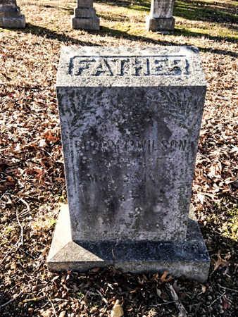 WILSON, BERRY HARMAN - Lawrence County, Arkansas | BERRY HARMAN WILSON - Arkansas Gravestone Photos