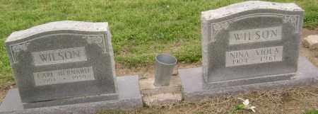 WILSON, CARL BERNARD - Lawrence County, Arkansas   CARL BERNARD WILSON - Arkansas Gravestone Photos
