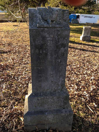 WILSON, CHESTER B. - Lawrence County, Arkansas | CHESTER B. WILSON - Arkansas Gravestone Photos