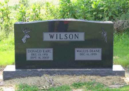 WILSON, DONALD EARL - Lawrence County, Arkansas   DONALD EARL WILSON - Arkansas Gravestone Photos