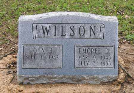 DAVIS WILSON, EMOREE - Lawrence County, Arkansas   EMOREE DAVIS WILSON - Arkansas Gravestone Photos