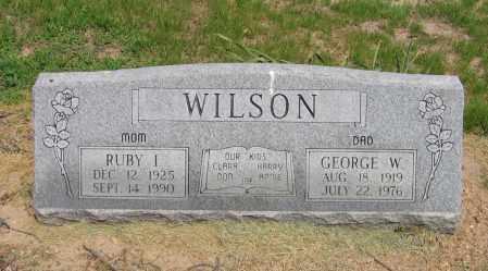 WILSON, RUBY INEZ - Lawrence County, Arkansas   RUBY INEZ WILSON - Arkansas Gravestone Photos