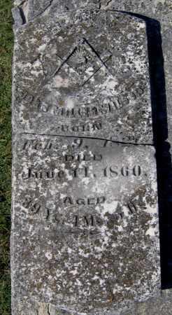 WILSON, JOHN MILLER - Lawrence County, Arkansas   JOHN MILLER WILSON - Arkansas Gravestone Photos