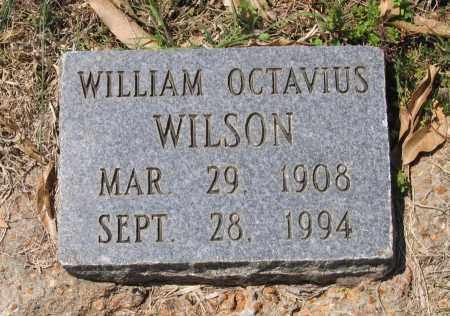 WILSON, WILLIAM OCTAVIUS - Lawrence County, Arkansas | WILLIAM OCTAVIUS WILSON - Arkansas Gravestone Photos