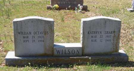 SHARP WILSON, KATHRYN - Lawrence County, Arkansas | KATHRYN SHARP WILSON - Arkansas Gravestone Photos