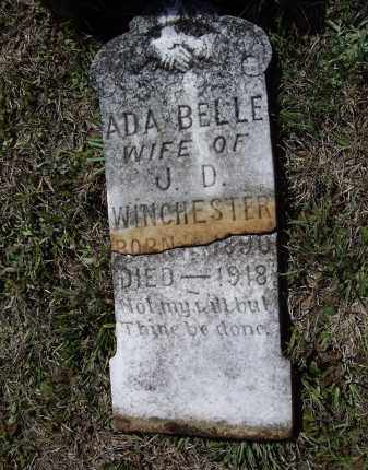 WINCHESTER, ADA BELLE - Lawrence County, Arkansas | ADA BELLE WINCHESTER - Arkansas Gravestone Photos