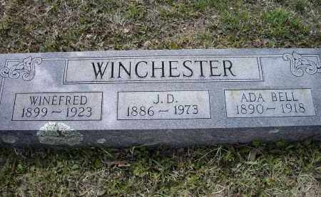 WINCHESTER, WINIFRED - Lawrence County, Arkansas | WINIFRED WINCHESTER - Arkansas Gravestone Photos