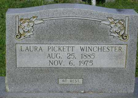 PICKETT, LAURA - Lawrence County, Arkansas | LAURA PICKETT - Arkansas Gravestone Photos