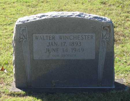 WINCHESTER, WALTER - Lawrence County, Arkansas | WALTER WINCHESTER - Arkansas Gravestone Photos