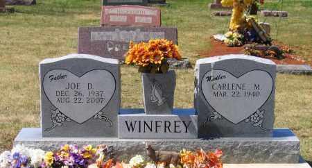 WINFREY, JOE DAVID - Lawrence County, Arkansas   JOE DAVID WINFREY - Arkansas Gravestone Photos