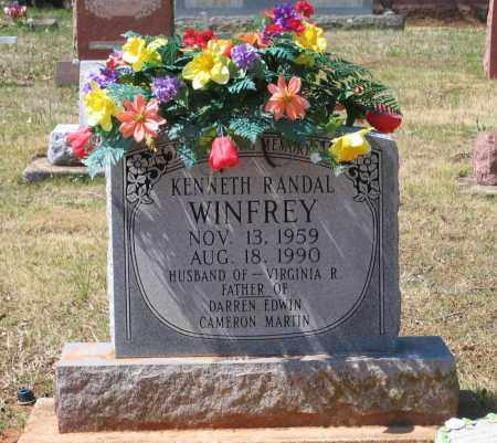 WINFREY, KENNETH RANDAL - Lawrence County, Arkansas | KENNETH RANDAL WINFREY - Arkansas Gravestone Photos