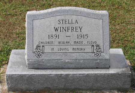 BLACKWELL WINFREY, SUSAN STELLA - Lawrence County, Arkansas | SUSAN STELLA BLACKWELL WINFREY - Arkansas Gravestone Photos