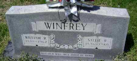 ROSS WINFREY, SARAH JANE - Lawrence County, Arkansas | SARAH JANE ROSS WINFREY - Arkansas Gravestone Photos