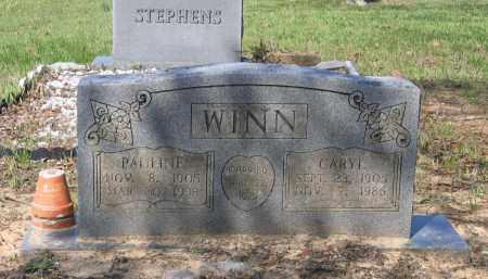 WINN, CARYL LEROY - Lawrence County, Arkansas   CARYL LEROY WINN - Arkansas Gravestone Photos