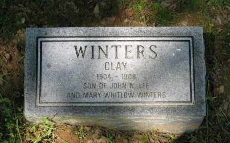 WINTERS, CLAY - Lawrence County, Arkansas | CLAY WINTERS - Arkansas Gravestone Photos