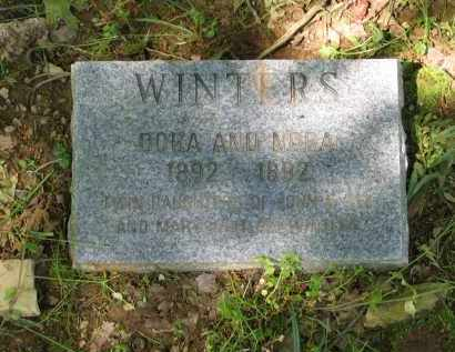 WINTERS, DORA - Lawrence County, Arkansas | DORA WINTERS - Arkansas Gravestone Photos