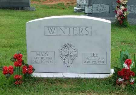WINTERS, MARY A. - Lawrence County, Arkansas | MARY A. WINTERS - Arkansas Gravestone Photos