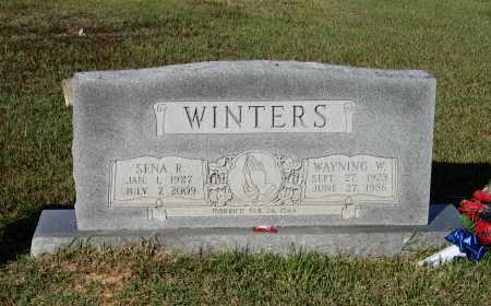 WINTERS, WILLIAM WAYNING - Lawrence County, Arkansas | WILLIAM WAYNING WINTERS - Arkansas Gravestone Photos